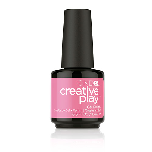 Creative Play GEL Polish #407 Sexy I Know It (15ml) 0.5 oz CND