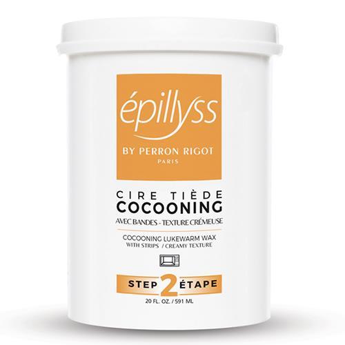 Cocooning Lukewarm Wax 560ml Epillyss (Butterscotch)