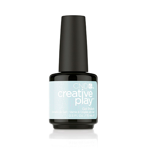 Creative Play GEL Polish #436 Isle Never Let Go (15ml) 0.5 oz CND