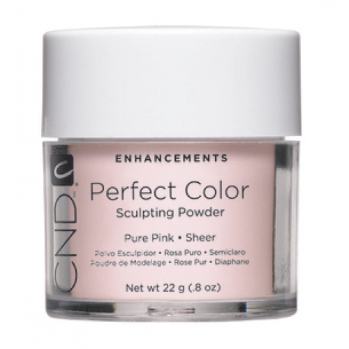 Perfect Pure Pink Sheer Powder 8/10oz CND