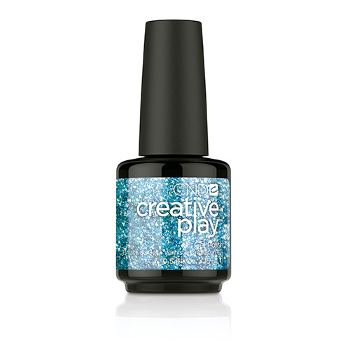 Creative Play GEL Polish #502 Express Ur Em-Oceans  (15ml) 0.5 oz CND