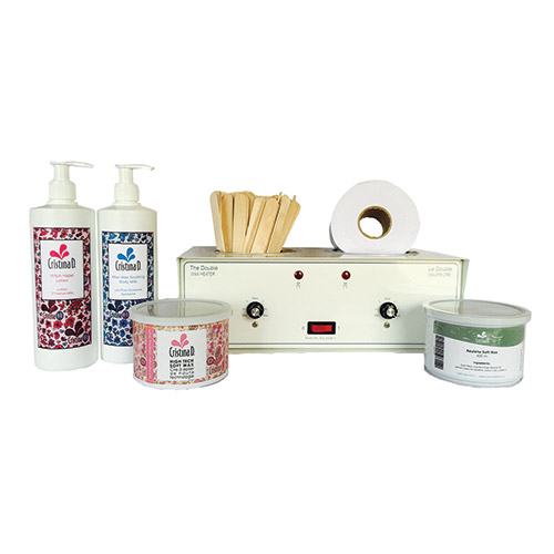 Cristina D Double Wax Kit Professional