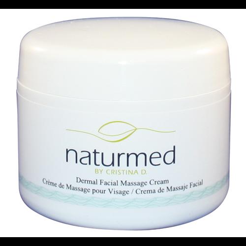 Dermal Massage Cream 250ml Naturmed By Cristina D
