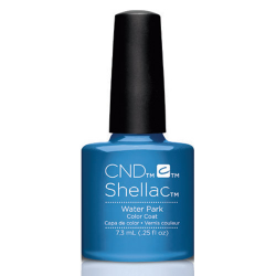 Water Park Shellac 1/4oz (7.3ml) CND discontinued