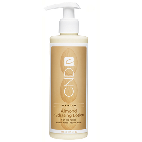 Almond Hydrating Lotion 8oz Spamanicure CND