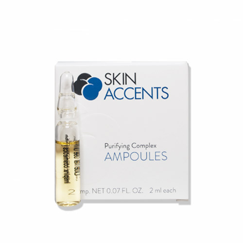 Purifying Ampoule Box/25 Skin Accents