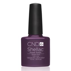 Grape Gum Shellac 1/4oz (7.3ml) CND discontinued