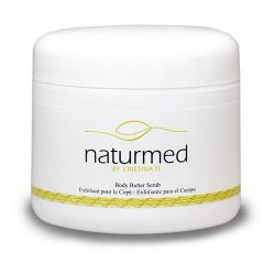 Body Butter Scrub 500ml Jar Naturmed By Cristina D