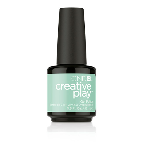 Creative Play GEL Polish #501 Shady Palms (15ml) 0.5 oz CND