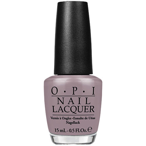 Taupe-less Beach  1/2 oz Lacquer OPI